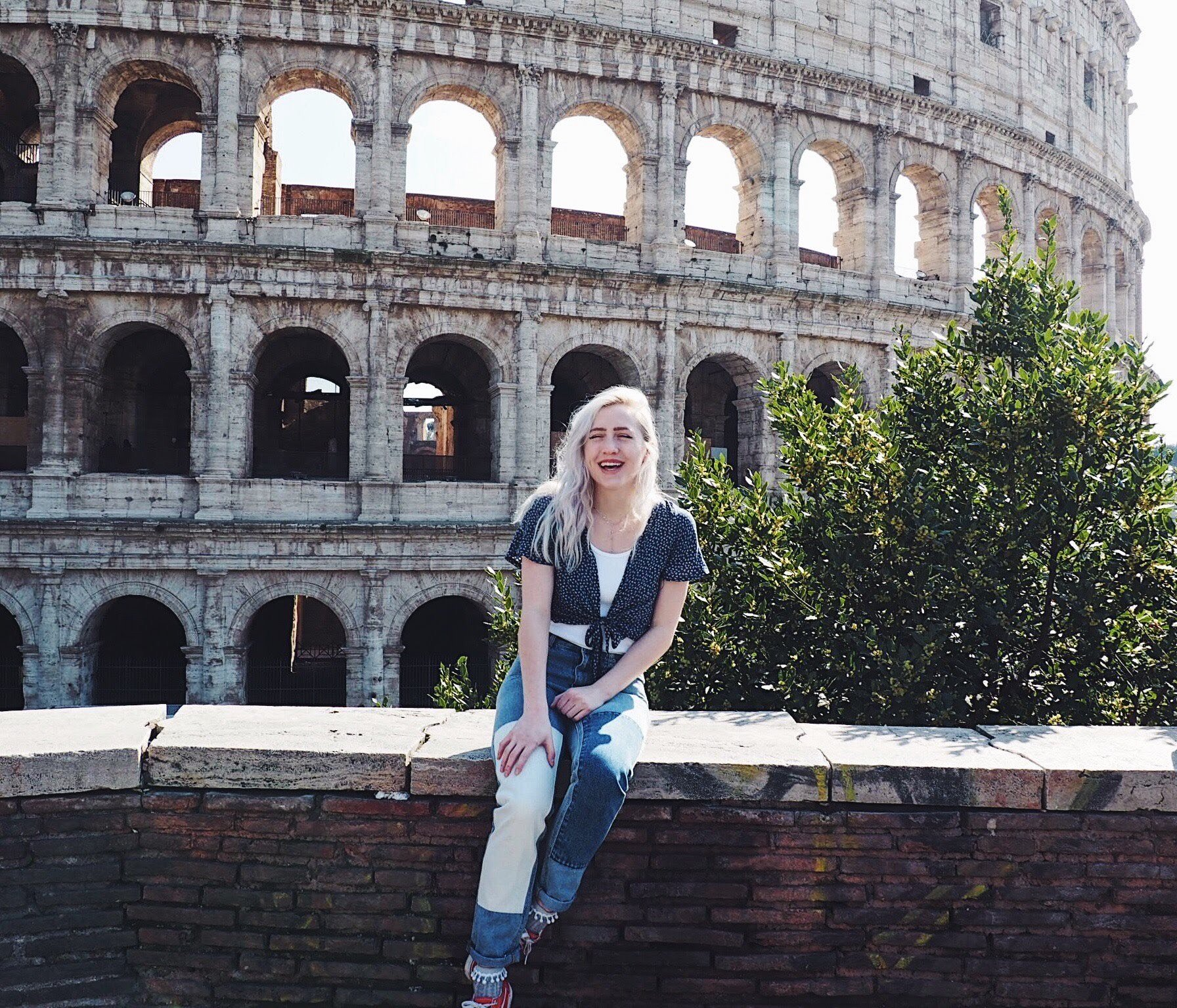 Hannah Solomon - Studying Abroad In College