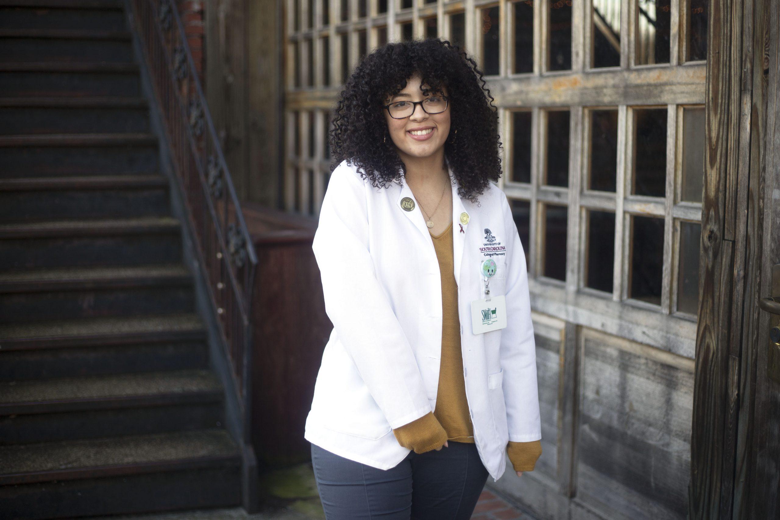Pharmacy Student White Coat Ceremony